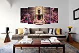 #5: 999Store Multiple Framed Printed Lord Buddha Canvas Painting