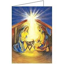Religiöse Weihnachtskarten.Suchergebnis Auf Amazon De Für Christliche Weihnachtskarten