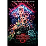 Stranger Things Póster Summer of 85 [Season 3/Tercera Temporada (61cm x 91,5cm)