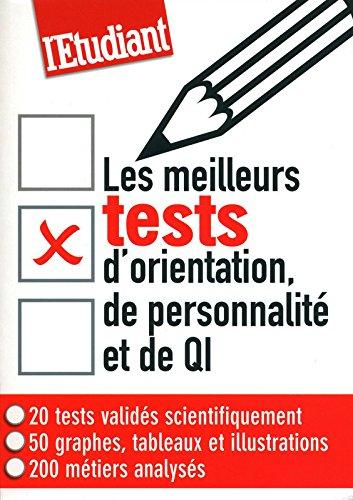 Les meilleurs tests d'orientation, de personnalité et de QI