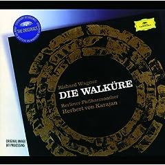 Wagner: Die Walk�re (4 CDs)