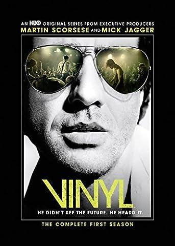 Vinyl: The Complete First Season (4 Dvd) [Edizione: Regno Unito] [Import anglais]