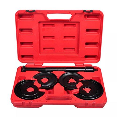 tidyard Federspanner 5 Stück Werkzeugkasten für Mercedes