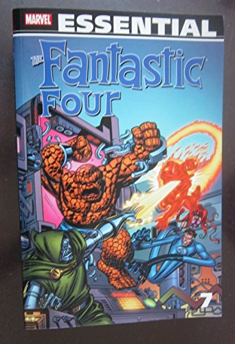 Essential Fantastic Four Volume 7 TPB by John Buscema (Artist), Joe Sinnott (Artist), Rich Buckler (Artist), (13-Aug-2008) Paperback