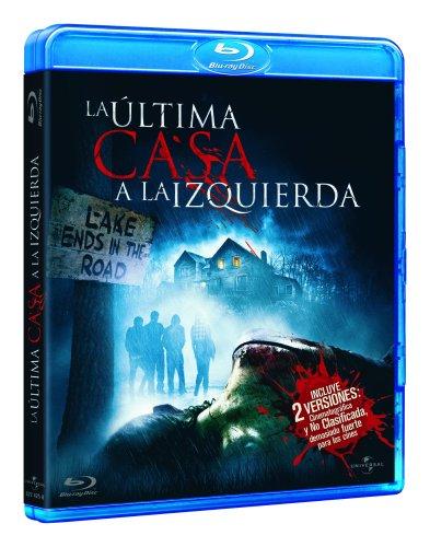 La última casa a la izquierda [Blu-ray] 51h1UucdXiL