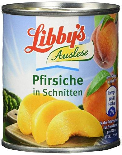 Libby´s Pfirsiche, 130 g
