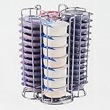 CookSpace Tassimo T-Disc - Soporte giratorio para cápsulas de café (52 cápsulas)