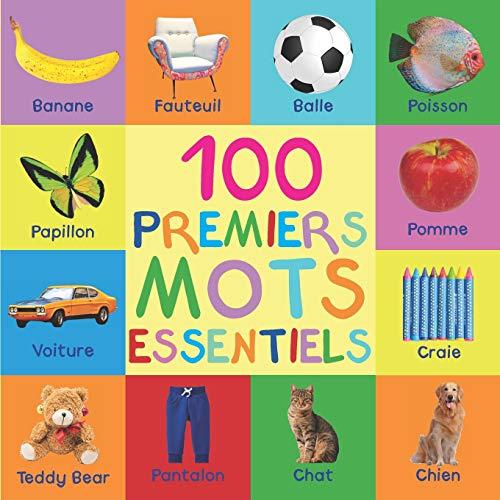 100 Premiers Mots Essentiels par Mary King