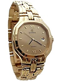 Reloj oro 18k Cyma modelo panter mujer [AB4259] - Modelo: 6543