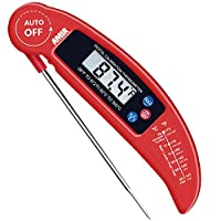 Amir Food Thermometer, Digital Instant Read Candy/ Meat Thermometer