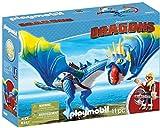 Playmobil DreamWorks Dragons 9247 - Astrid e Tempestosa, dai 4 Anni