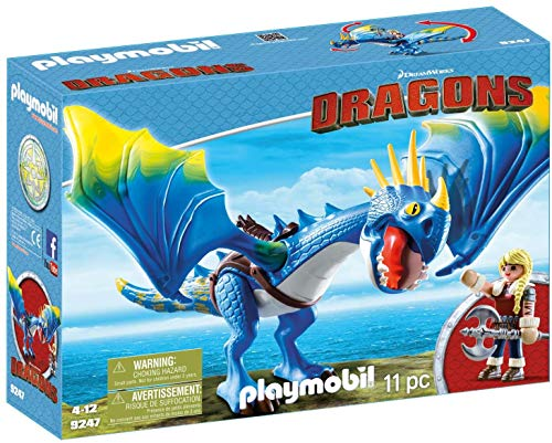 Playmobil - DreamWorks Dragons Astrid y Tormenta