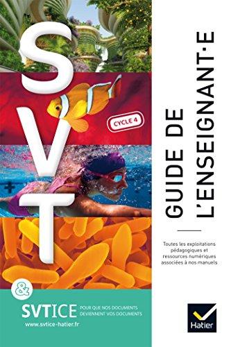 SVT cycle 4 Éd. 2017 - Livre professeur par Jean-Michel Gardarein