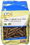 Zer%Glutine Rigatoni Di Grano Saraceno Bio - 500 gr - [confezione da 4], Senza glutine