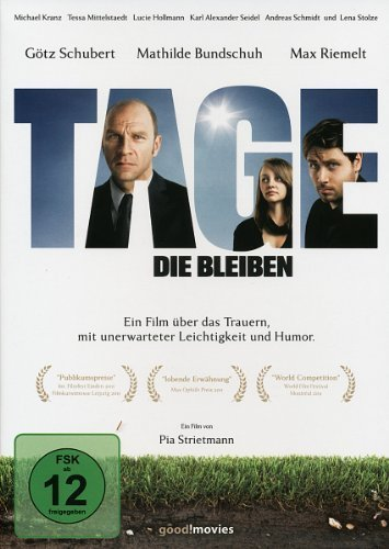 A Family of Three ( Tage die bleiben ) ( A Family of 3 ) [ NON-USA FORMAT, PAL, Reg.0 Import - Germany ] by Götz Schubert
