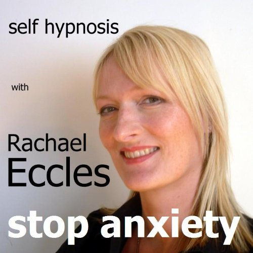 Price comparison product image Stop Anxiety, Anxiety Relief Self Hypnosis, Hypnotherapy CD
