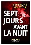 """Afficher """"Sept jours avant la nuit"""""""