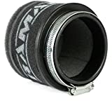 Ramair Filters MR-013 Filtro de aire para motocicleta, negro, 70 mm