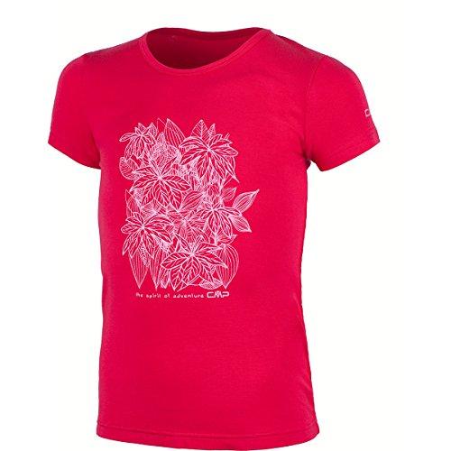Bamboo Short Sleeve T-shirt (CMP T-Shirt Bamboo Jersey Damen T-Shirt Damen)