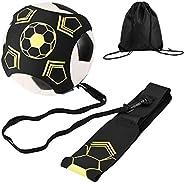 Allenatore di Calcio, Trainer da Calcio Attrezzatura Banda Elastica per L'Allenamento Individuale con Cintura