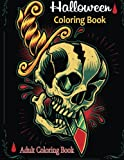 Adult Coloring Books: Halloween Coloring Book
