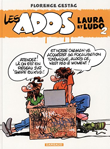 Ados Laura et Ludo (Les) - tome 2 - Ados Laura et Ludo (Les) (2)