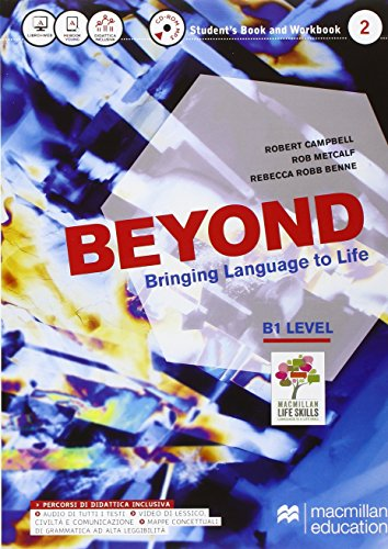Beyond 2 Level B1. Build up to beyond. Per le Scuole superiori. Con CD Audio formato MP3. Con e-book. Con espansione online