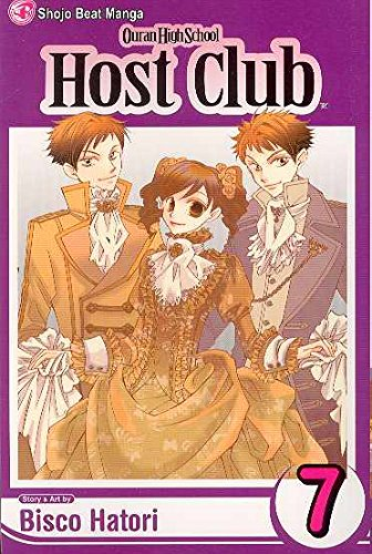 Ouran High Club-vol School 7 Host (OURAN HS HOST CLUB GN VOL 07 (C: 1-0-0) (Ouran High School Host Club))