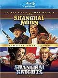 Shanghai Noon & Shanghai Knights 2: Movie Coll [Blu-ray] [Import anglais]
