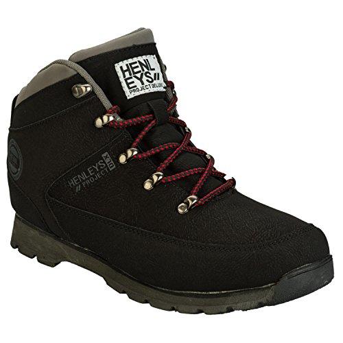 henleys-men-black-hiker-nubuck-boots