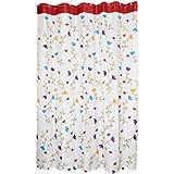 Baño cortina de ducha poliéster impermeable moho , W200 x L200 cm