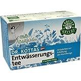 DR.KOTTAS Entwässerungstee Filterbeutel 20 St