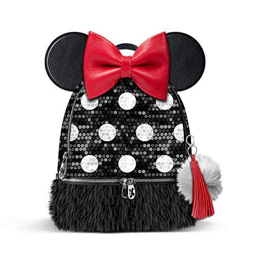 Minni Mouse Sequin-Zaino Bouquet (Piccolo)