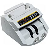 Office Bird Note Counting Machine with Fake Note Detection UV MG IR for All Indian Currency Notes (White)