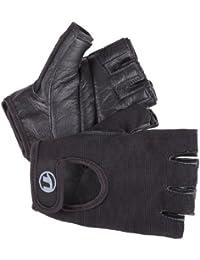 Ultrasport Paire de gants d'entraînement au fitness en peau de chèvre