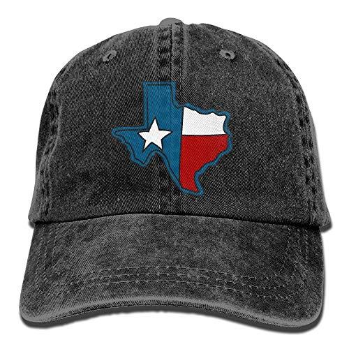 Vidmkeo 2018 Adult Fashion Cotton Denim Baseball Cap Texas State Classic Dad Hat Adjustable Plain Cap Unisex41
