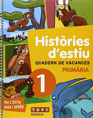 Quadern d'estiu - Primer curs (Quaderns estiu) - 9788441219168