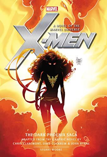 X-Men: The Dark Phoenix Saga Prose Novel (Marvel Original Prose Novels Book 4) (English Edition) - Emma Frost Von X-men