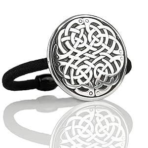 Celtic Ornaments – Haargummi aus England – keltische Muster & Tiermotive