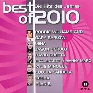 Best of 2010/die Hits des Jahres