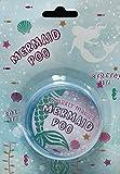 Xpressions Magical Sparkly Slime Pot Unicorn Poop, Mermaid Poo or Llama Poo (Mermaid Poo)