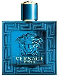 Versace Eros Eau de toilette en flacon vaporisateur pour homme, 10,1cl