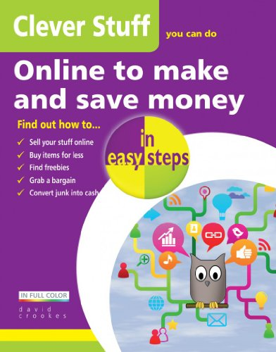 Clever Stuff you can do Online to make and save money in easy steps (English Edition) (Stuff Clever)