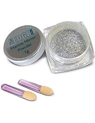 Edge Clous Glitter & Applicator Professionnel - Marine Mirror Powder (3001185) 1g