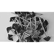 Dachnägel Dachnagel 200 Stück für Bitumenwellplatte