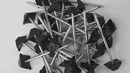 Dachnägel Dachnagel 1000 Stück für Bitumenwellplatte