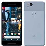 Google Pixel 2 5' Single SIM 4G 4GB 64GB 2700mAh Black, Blue - Smartphones (12.7 cm (5'), 64 GB, 12.2 MP, Android, 8, Black, Blue)
