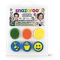 Snazaroo Stamp Face Painting Kit Birthday Party
