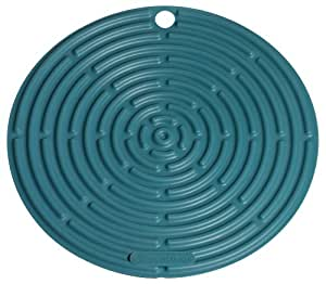 Le Creuset Silicone Cool Tool, 20.5 cm - Teal