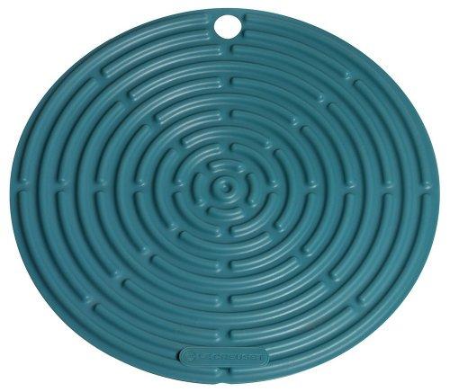 Le Creuset Cool Tool (Le Creuset Cool Tool rund, 20,5 cm, Teal)